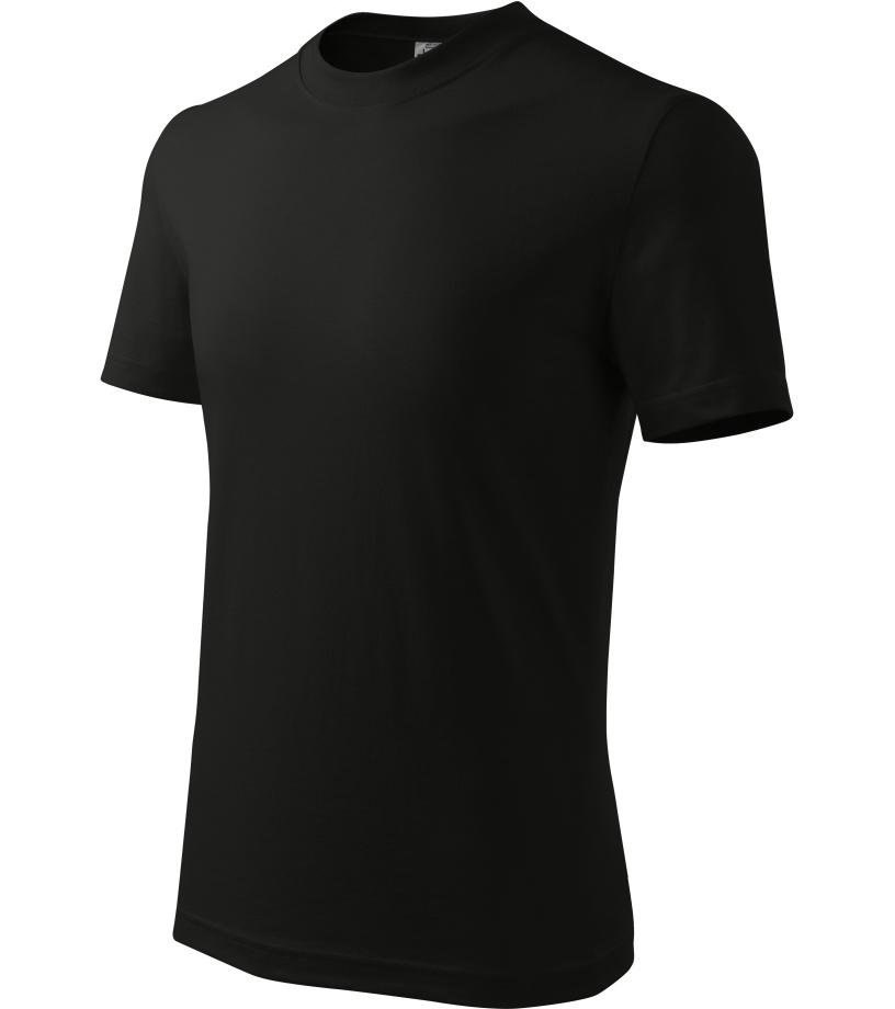 ADLER Basic Dětské triko 13801 černá