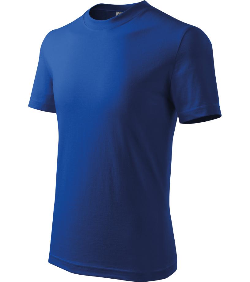 ADLER Basic Dětské triko 13805 královská modrá