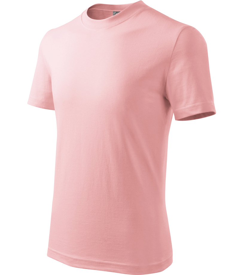 ADLER Basic Dětské triko 13830 růžová 122
