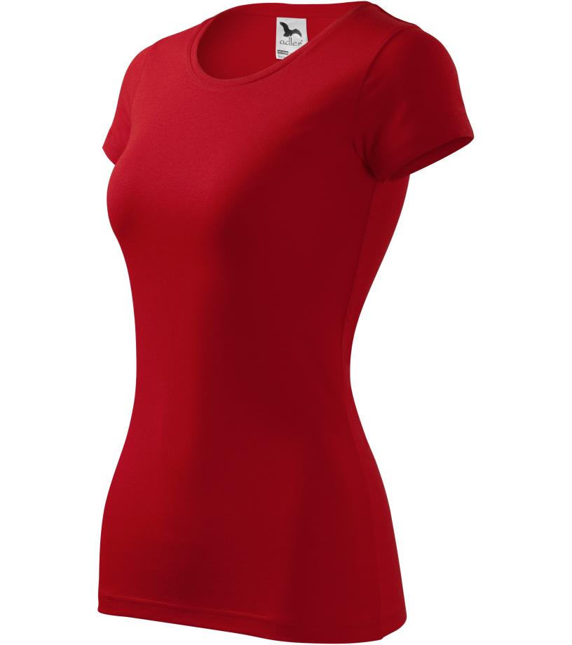 ADLER Glance Dámské tričko 14107 červená XL