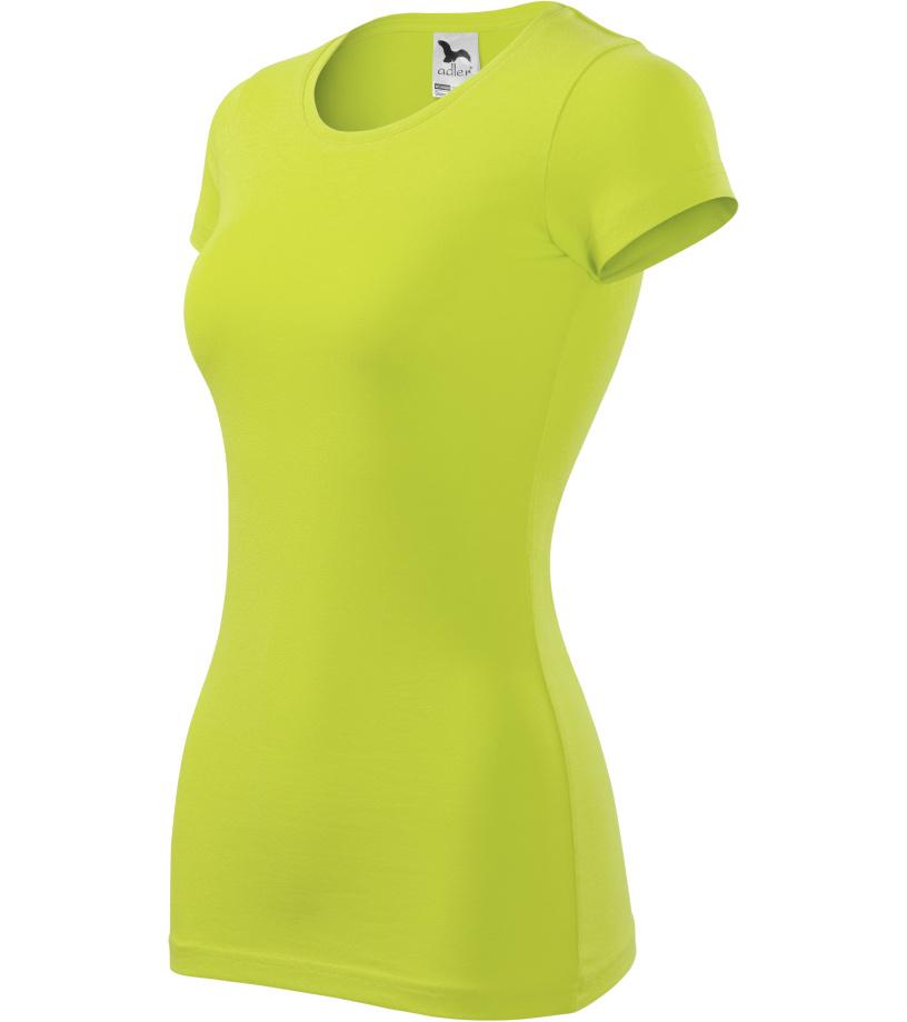 ADLER Glance Dámské tričko 14162 limetková XL