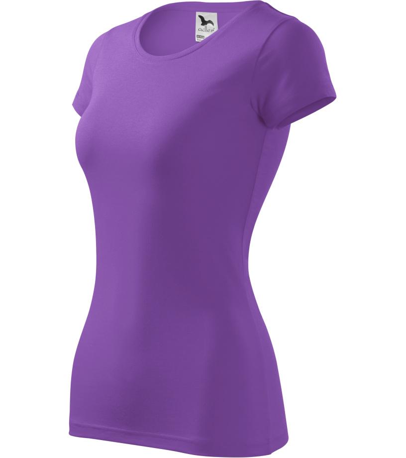 ADLER Glance Dámské tričko 14164 fialová XL