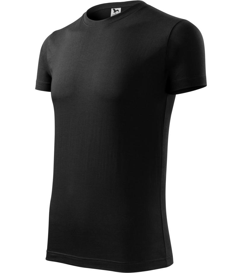 ADLER REPLAY Pánské triko 14301 černá S