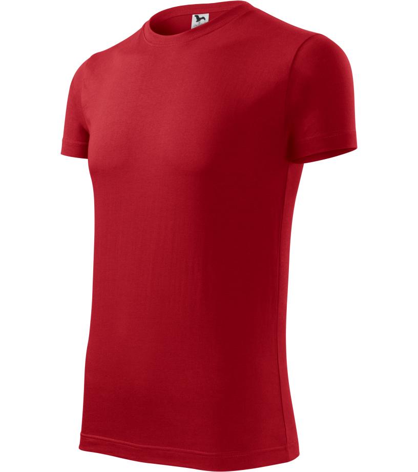 ADLER REPLAY Pánské triko 14307 červená S