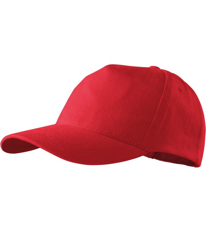 ADLER 5P _Čepice 30707 červená variab.