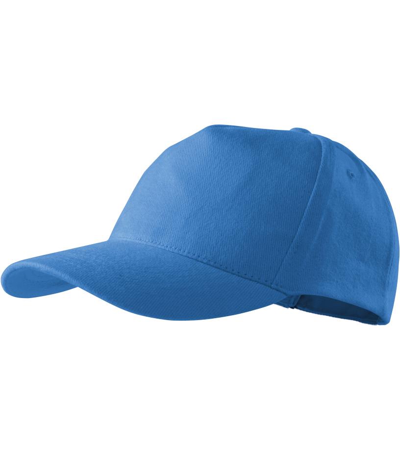 ADLER 5P _Čepice 30714 azurově modrá variab