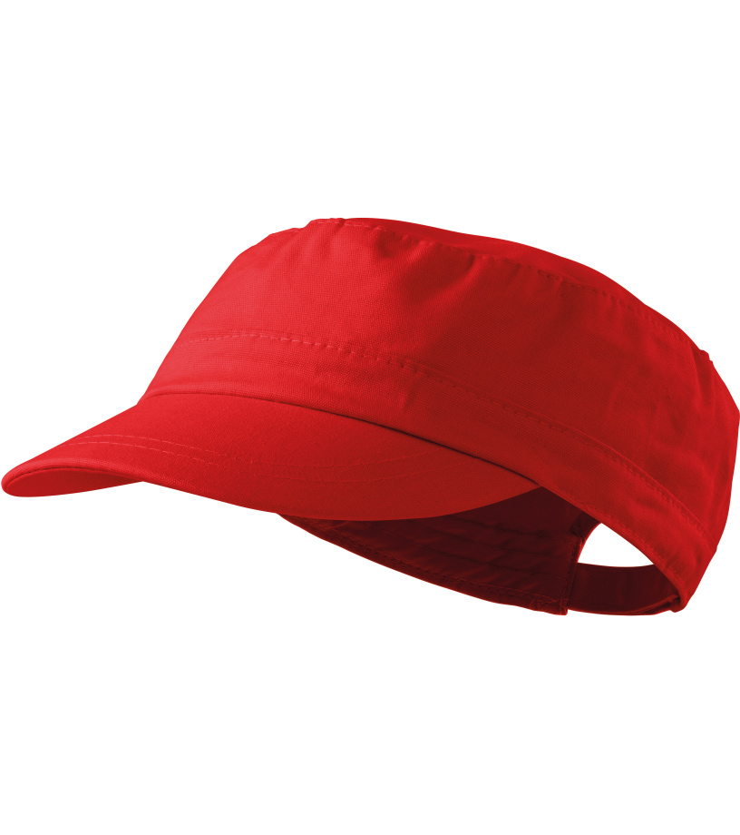 ADLER Latino _Čepice 32407 červená variab.
