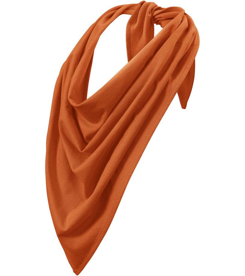 Malfini Fancy _Šátek 32911 oranžová UNI