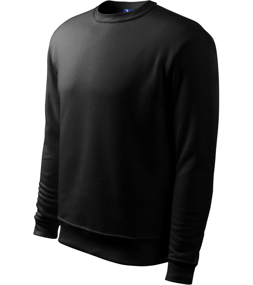 ADLER Essential Pánská mikina 40601 černá L