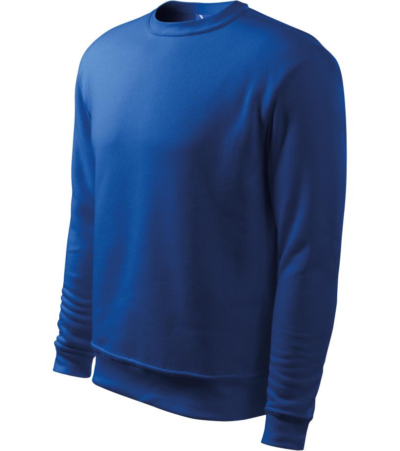 ADLER Essential Pánská mikina 40605 královská modrá L