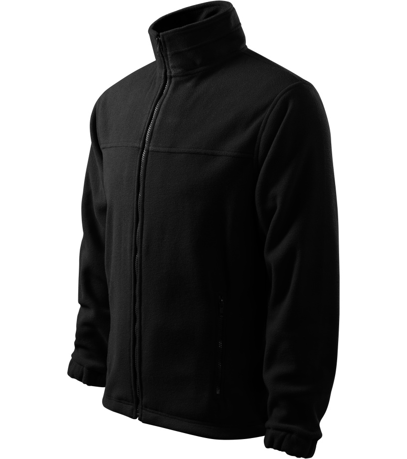 ADLER Jacket 280 Pánská fleece bunda 50101 černá