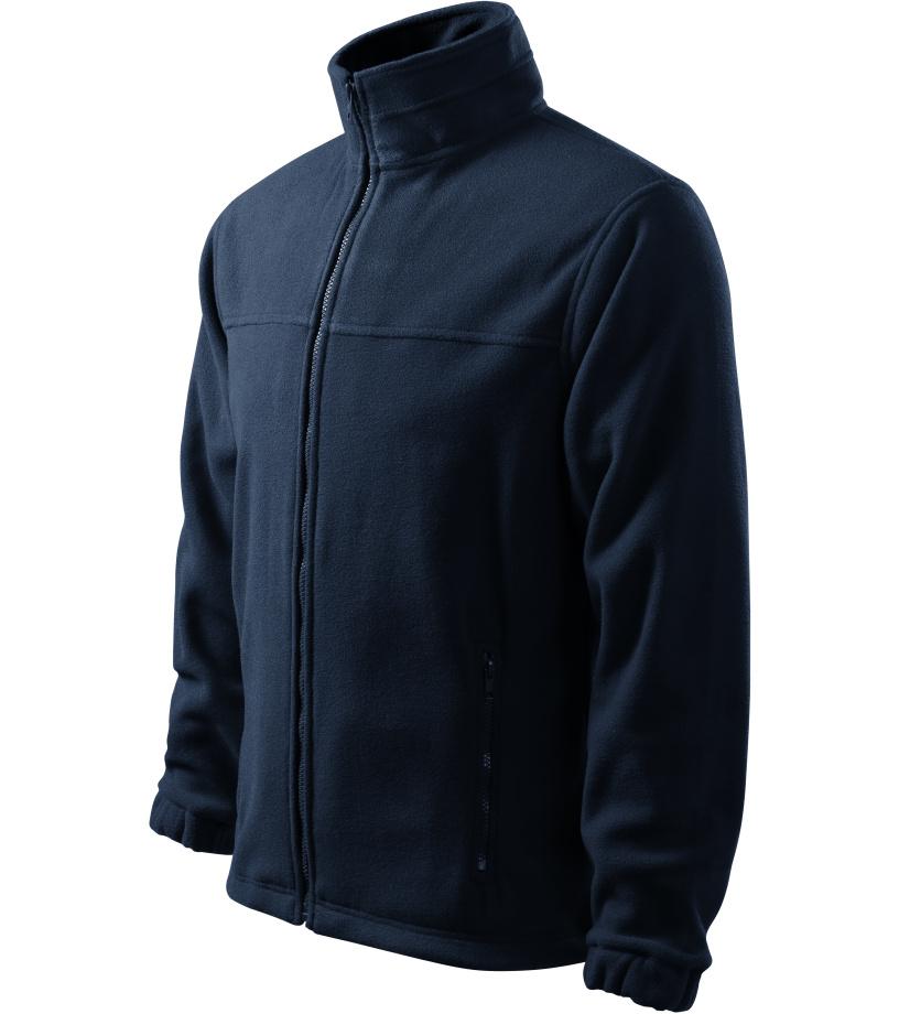ADLER Jacket 280 Pánská fleece bunda 50102 námořní modrá