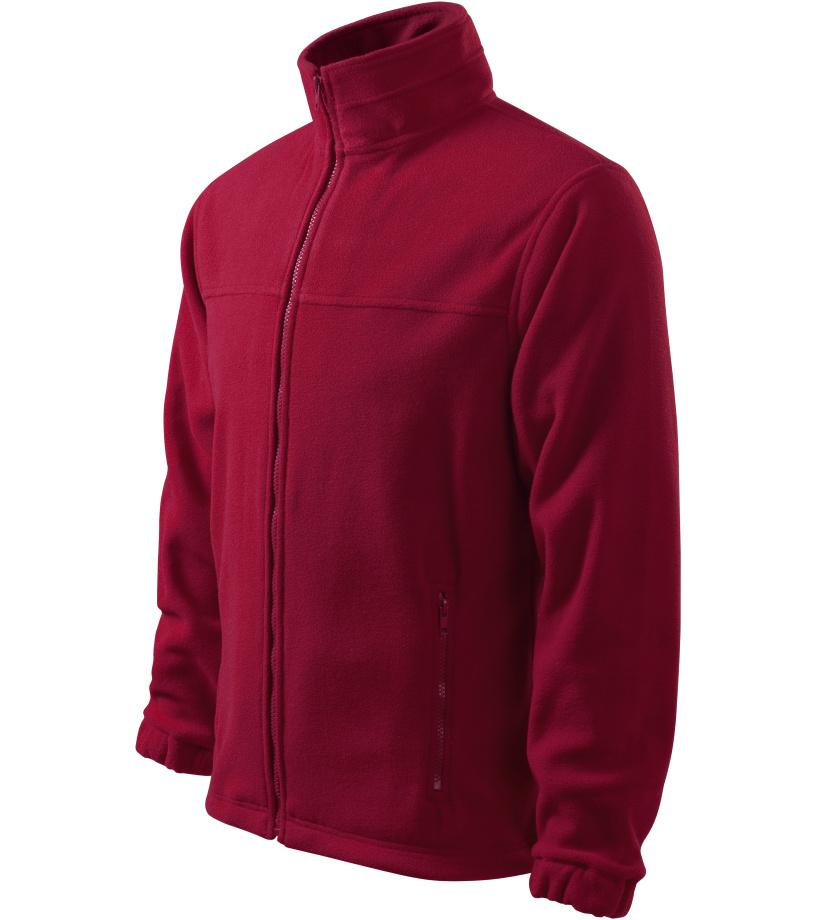 ADLER Jacket 280 Pánská fleece bunda 50123 marlboro červená M