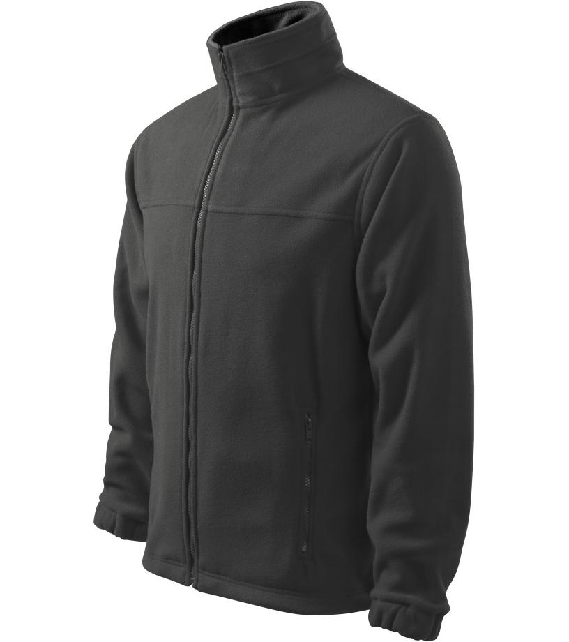 ADLER Jacket 280 Pánská fleece bunda 50136 ocelová šedá M
