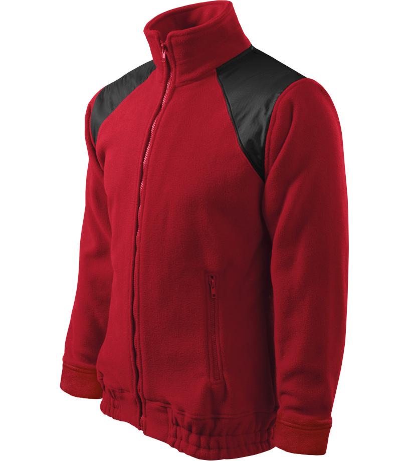 ADLER Jacket Hi-Q 360 Unisex fleece bunda 50623 marlboro červená L