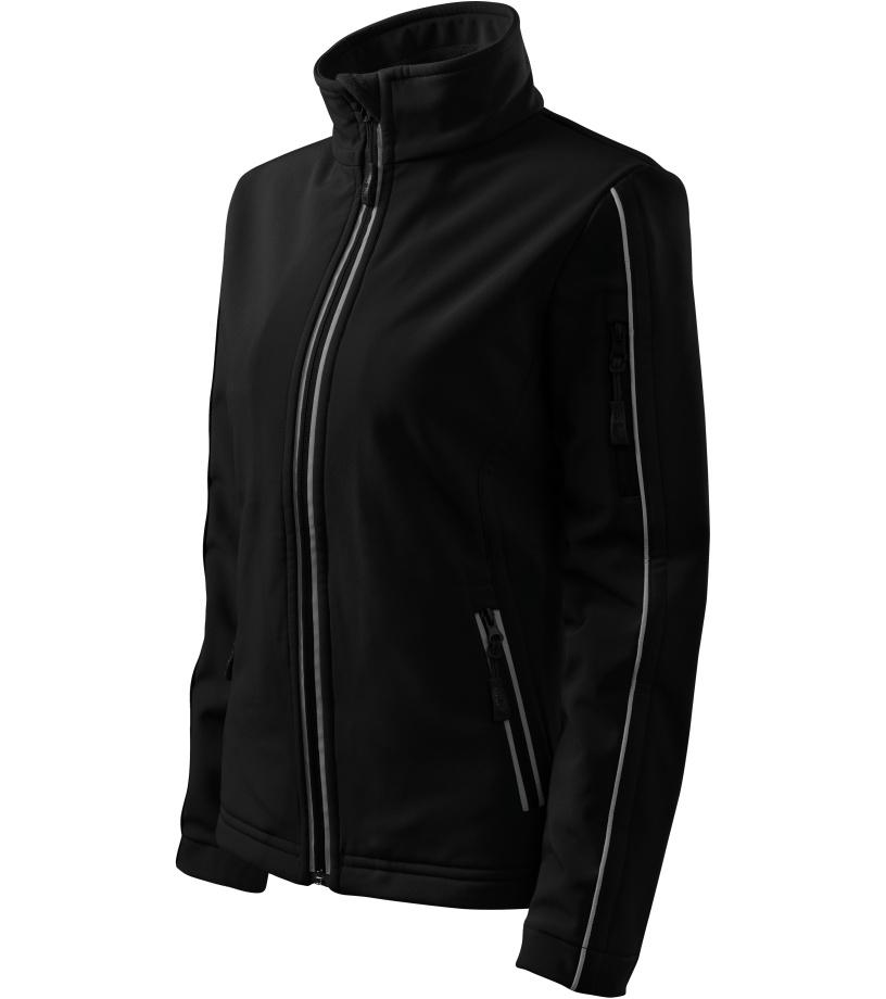 ADLER Softshell Jacket Dámská softshell bunda 51001 černá