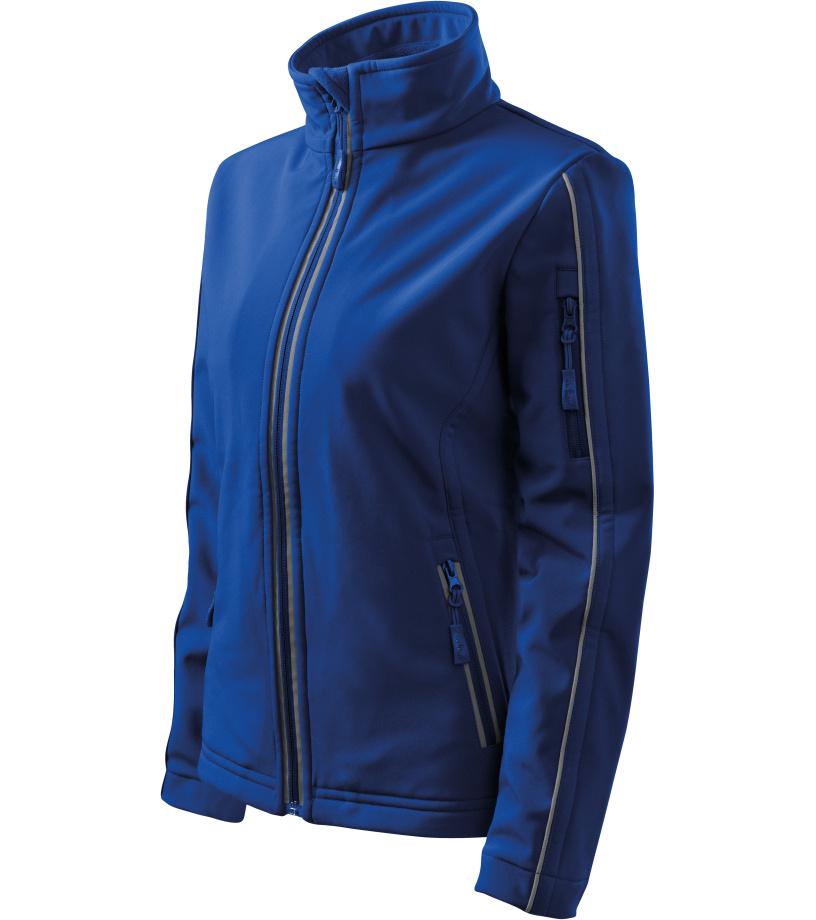 ADLER Softshell Jacket Dámská softshell bunda 51005 královská modrá S