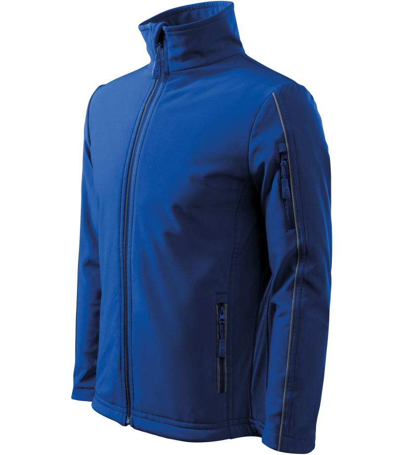 ADLER Softshell Jacket Pánská softshelll bunda 51105 královská modrá