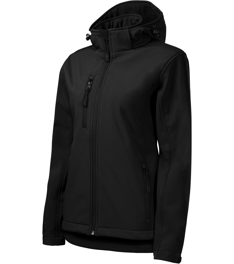 ADLER Performance Dámská softshell bunda 52101 černá