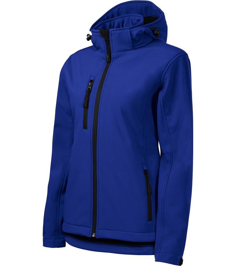 ADLER Performance Dámská softshell bunda 52105 královská modrá