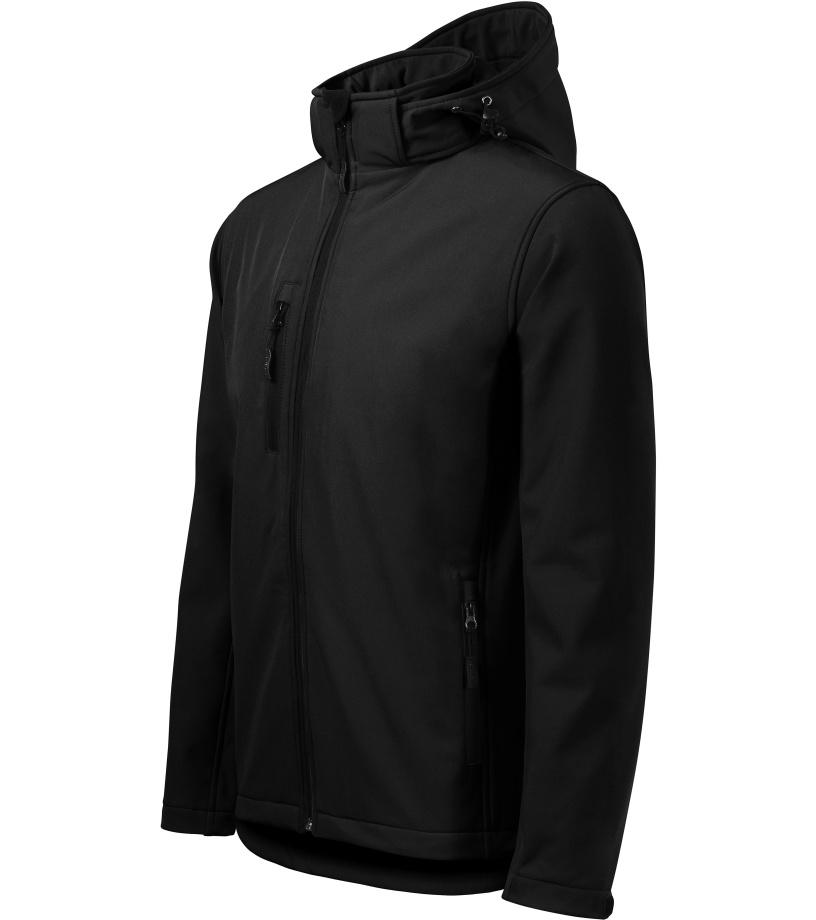 ADLER Performance Pánská softshell bunda 52201 černá S
