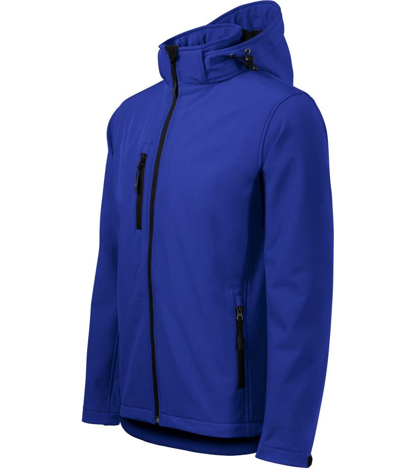ADLER Performance Pánská softshell bunda 52205 královská modrá