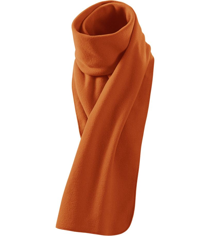 Malfini Scarf New Šál 52611 oranžová UNI