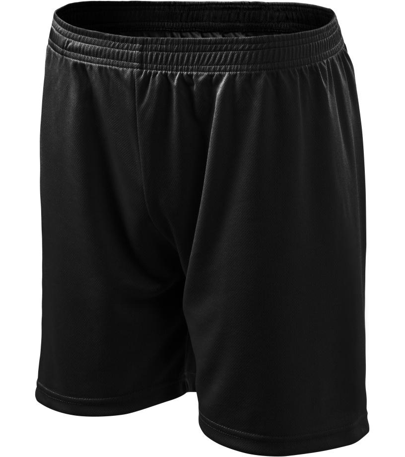 ADLER Playtime Pánské šortky 60501 černá XL
