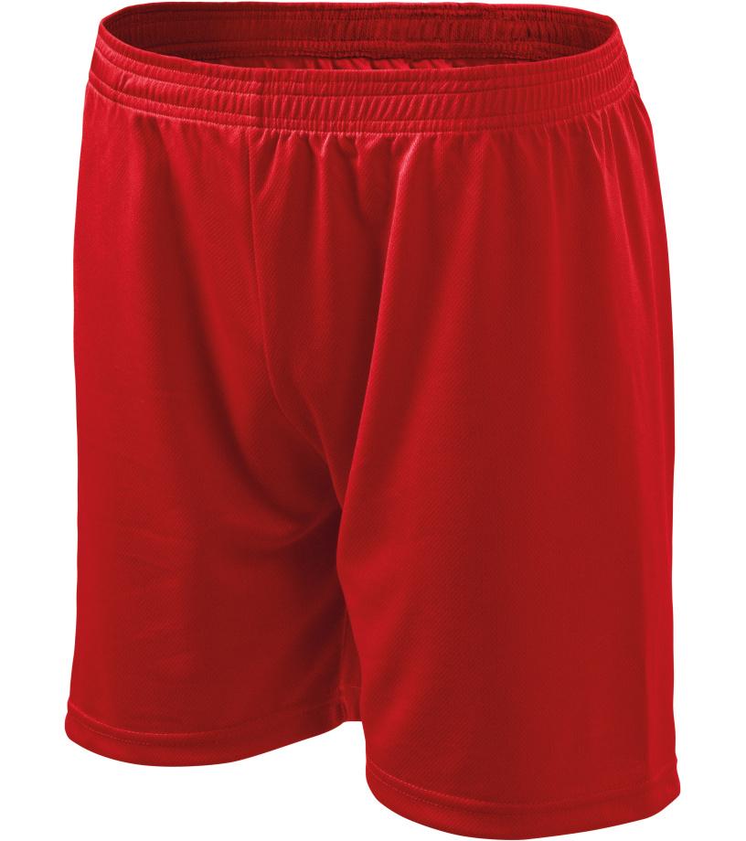 ADLER Playtime Pánské šortky 60507 červená