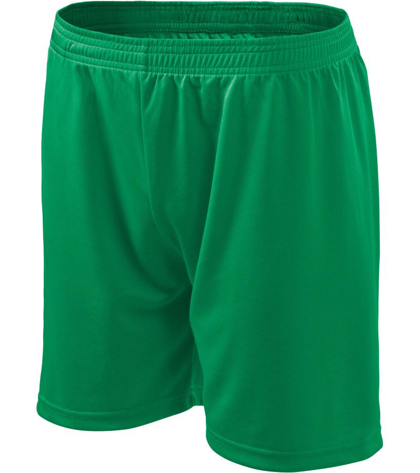 ADLER Playtime Pánské šortky 60516 středně zelená