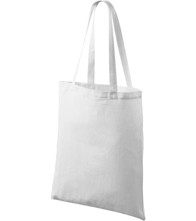 ADLER Nákupní taška malá 90000 bílá UNI