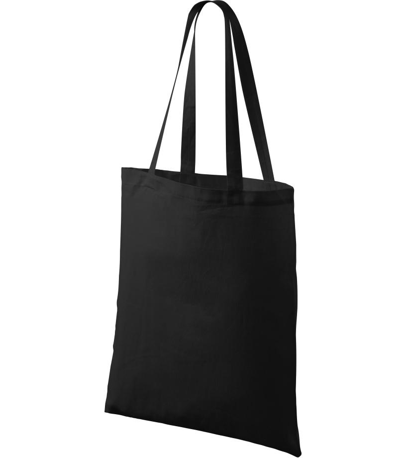 ADLER Nákupní taška malá 90001 černá UNI