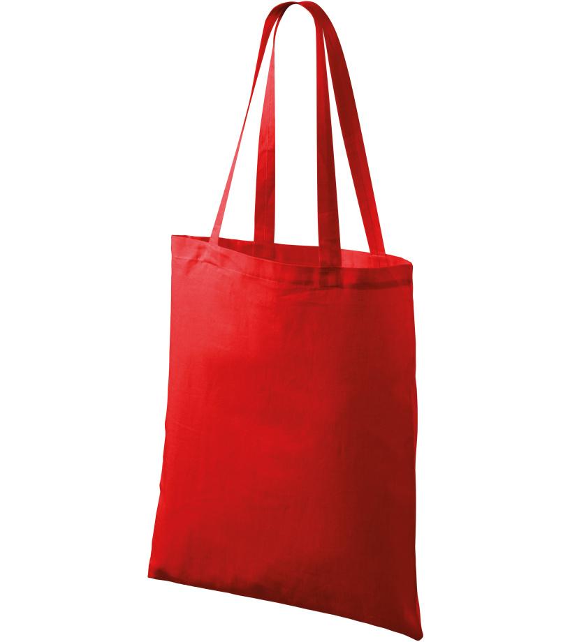 ADLER Nákupní taška malá 90007 červená UNI