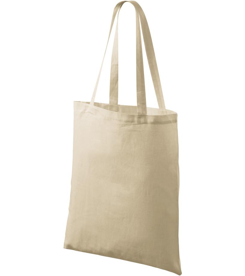 ADLER Nákupní taška malá 90010 naturální UNI