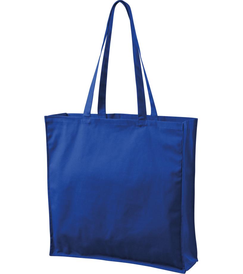 ADLER Nákupní taška velká 90105 královská modrá