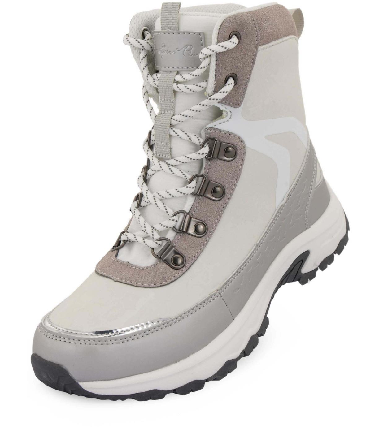 ALPINE PRO LALMA Dámská zimní obuv LBTS283000G bílá 38
