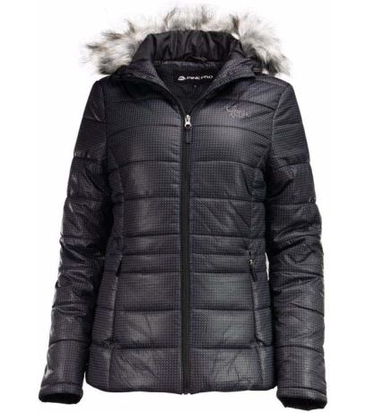 ALPINE PRO VERIZONA 2 Dámská zimní bunda LJCM277990R černá L