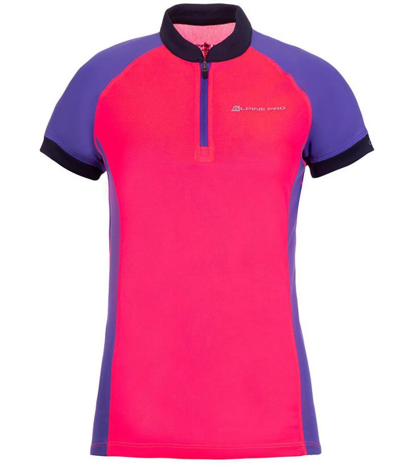 ALPINE PRO SORANA Dámské triko LTSN412452 růžová XXL