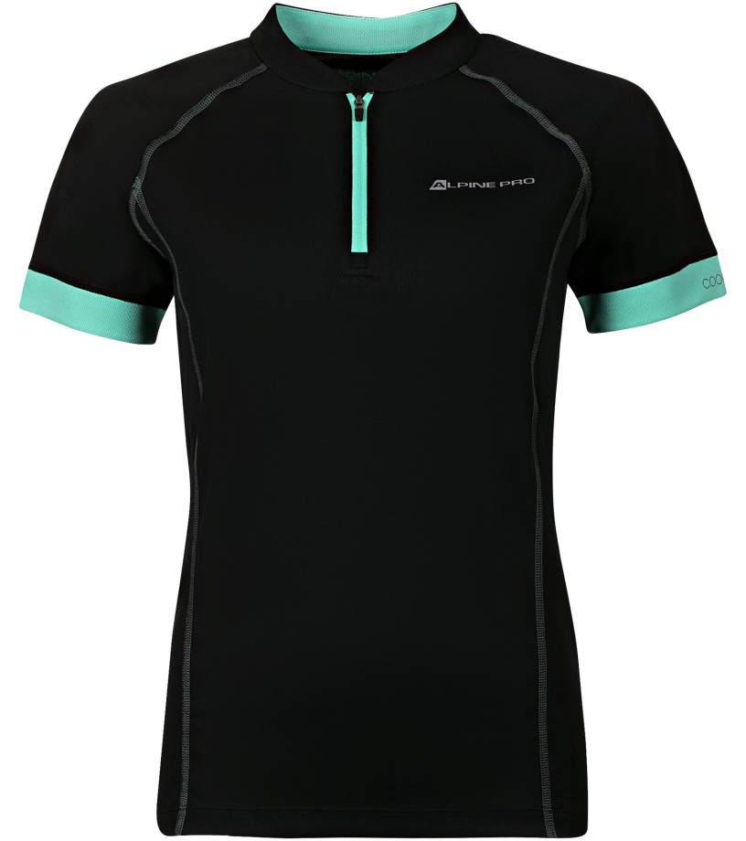 ALPINE PRO SORANA Dámské triko LTSN412990 černá L