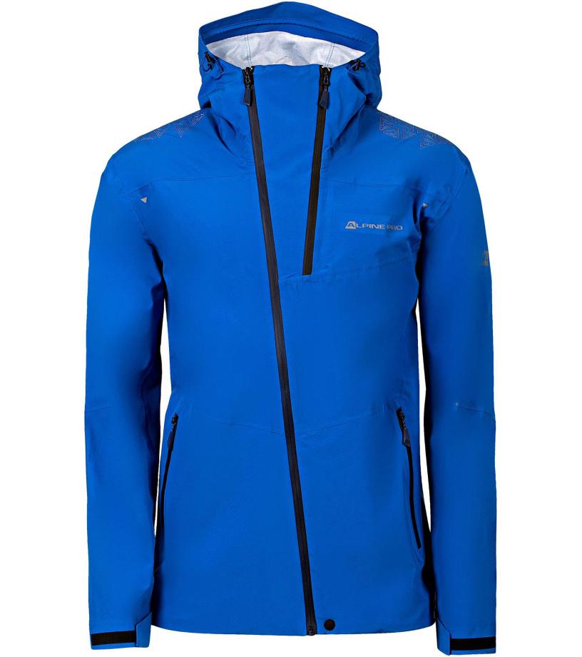 ALPINE PRO SLOCAN 4 Pánská outdoorová bunda MJCN327613 modrá XL