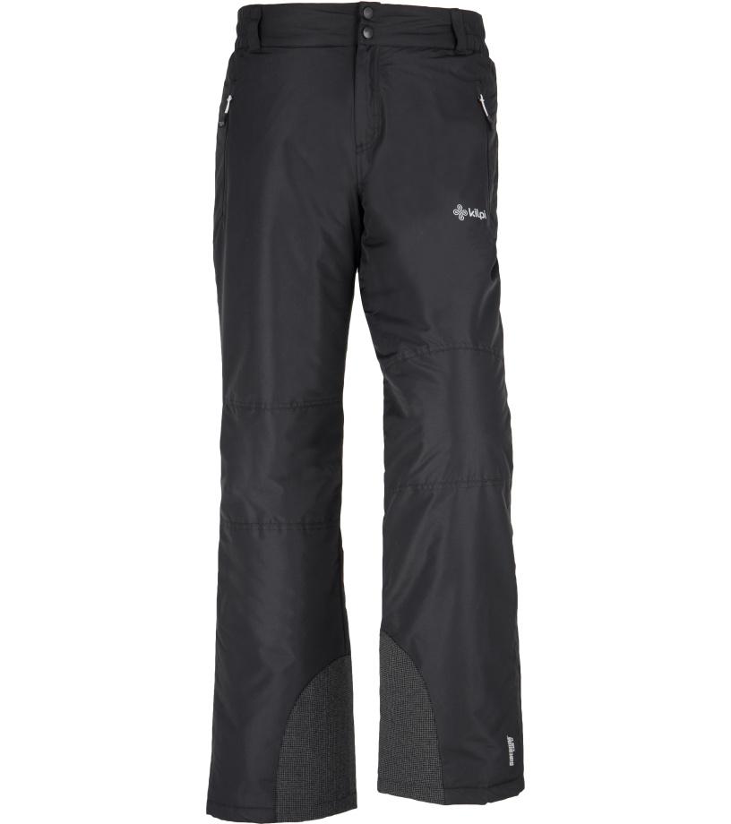 KILPI Pánské lyžařské kalhoty GABONE-M DM9003KIBLK Černá M