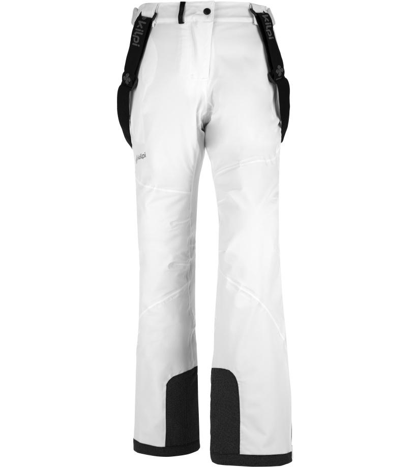 KILPI Dámské lyžařské kalhoty EUROPA-W FL0010KIWHT Bílá 40S