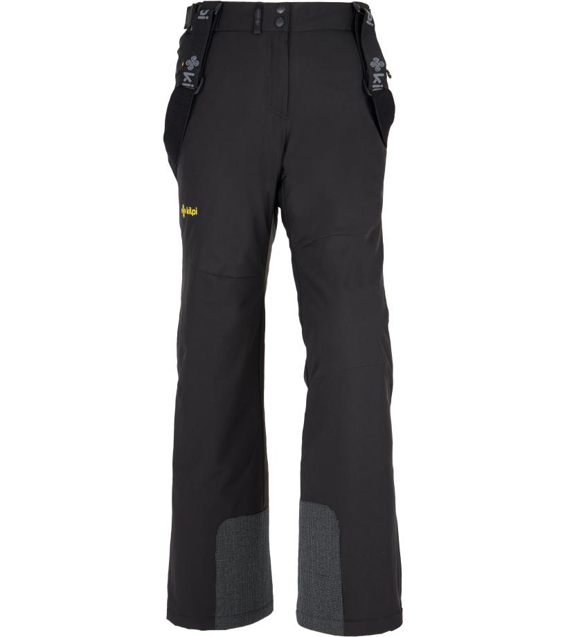 KILPI Dámské lyžařské kalhoty ELARE-W FL0011KIBLK Černá 36