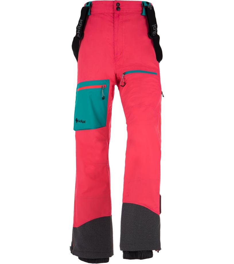 KILPI Dámské zimní kalhoty KEKU-W FL0022KIPNK Růžová 34