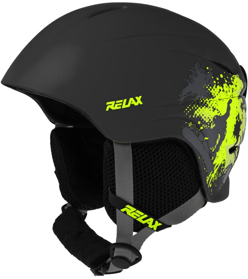 RELAX TWISTER Dětská lyžařská helma RH18S