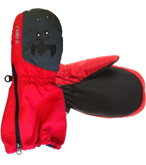 RELAX CLOUN Dětské lyžařské rukavice RR03D 3Y