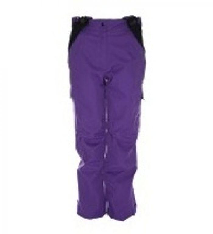 KILPI Dámské snowboardové kalhoty KOFI BL0035KIVLT Fialová 36