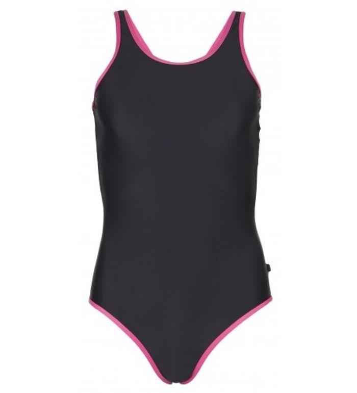 KILPI Dámské plavky BELCOLORE CL0181KIBLK Černá 34