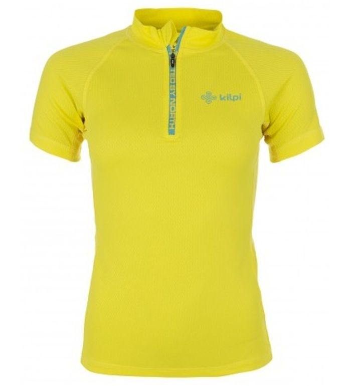 KILPI Dámské triko RAFFAELA CL0196KIYEL Žlutá 36