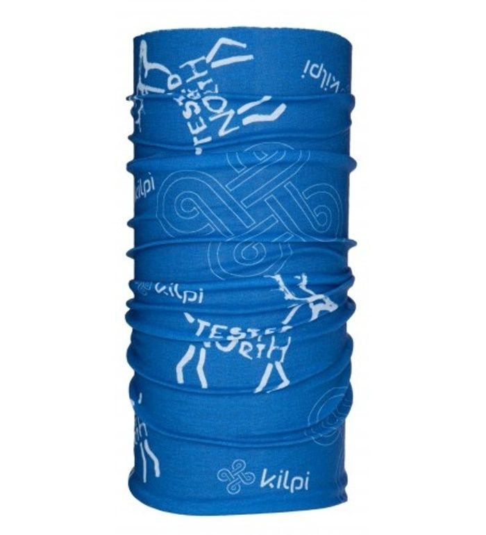KILPI Multifunkční šátek DARLIN CU0435KIBLU Modrá UNI